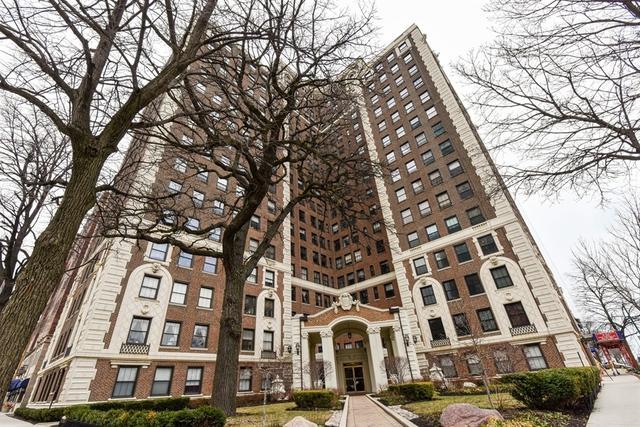 5555 S Everett Avenue 6D, Chicago, IL 60637 (MLS #10275375) :: The Mattz Mega Group