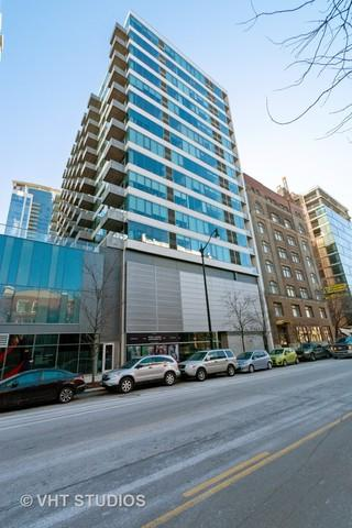 1345 S Wabash Avenue #1107, Chicago, IL 60605 (MLS #10275418) :: Touchstone Group