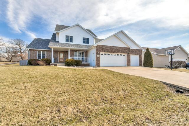509 Trotter Drive, HEYWORTH, IL 61745 (MLS #10275627) :: Berkshire Hathaway HomeServices Snyder Real Estate
