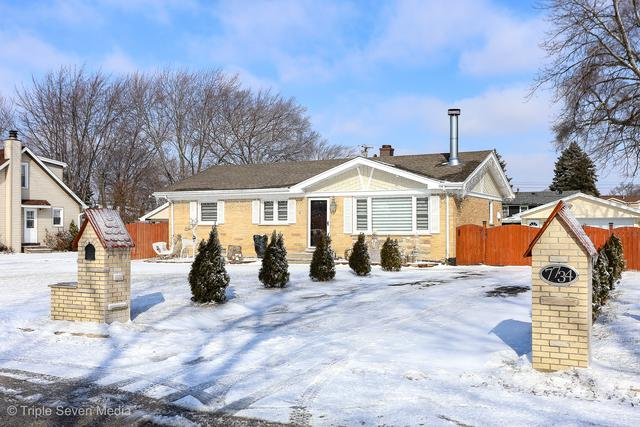 7734 W 81st Place, Bridgeview, IL 60455 (MLS #10275631) :: Baz Realty Network | Keller Williams Preferred Realty