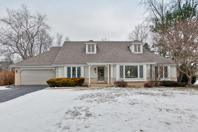 16 Fox Trail, Lincolnshire, IL 60069 (MLS #10275678) :: Helen Oliveri Real Estate