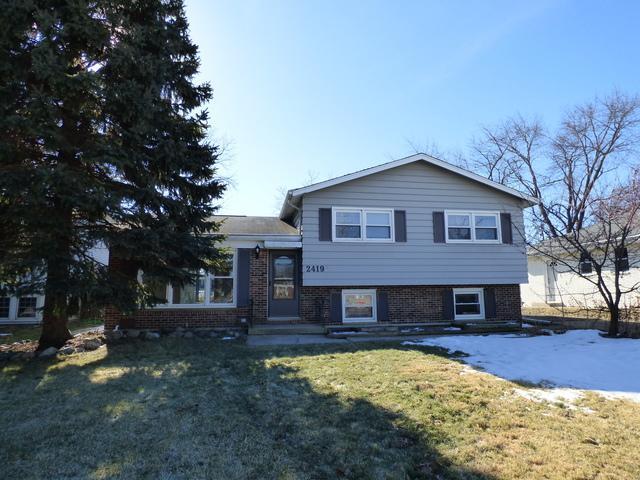 2419 E Sand Lake Road, Lindenhurst, IL 60046 (MLS #10275684) :: Century 21 Affiliated