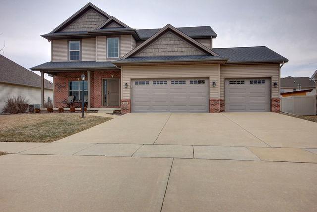 4806 Watermark Drive, Champaign, IL 61822 (MLS #10275738) :: Helen Oliveri Real Estate