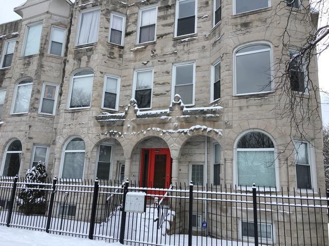 6557 S University Avenue #104, Chicago, IL 60637 (MLS #10275751) :: The Mattz Mega Group
