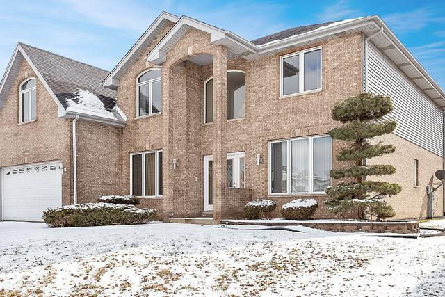 6105 Newbury Lane, Matteson, IL 60443 (MLS #10275784) :: The Mattz Mega Group