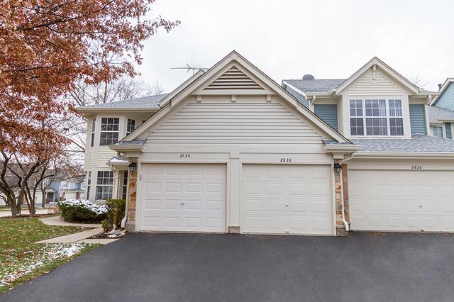 2826 Belle Lane, Schaumburg, IL 60193 (MLS #10275805) :: Helen Oliveri Real Estate