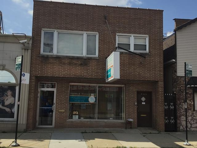 5325 W Belmont Avenue, Chicago, IL 60641 (MLS #10275860) :: The Mattz Mega Group