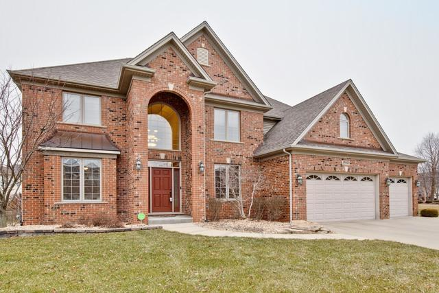 26024 Whispering Woods Circle, Plainfield, IL 60585 (MLS #10275919) :: Baz Realty Network | Keller Williams Preferred Realty