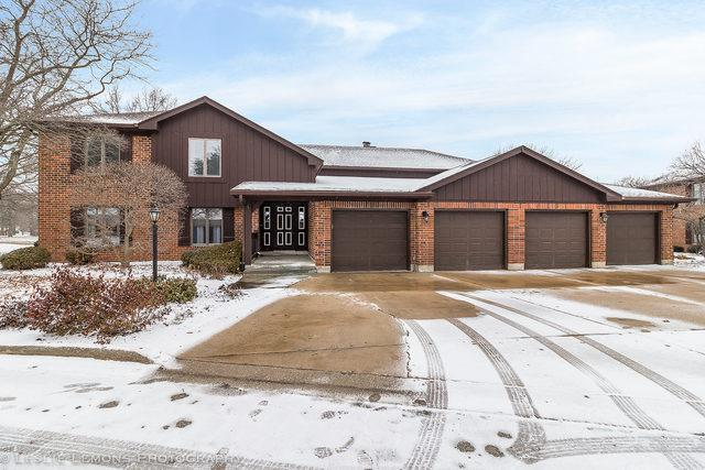 80 Golfview Lane C, Frankfort, IL 60423 (MLS #10276030) :: The Mattz Mega Group