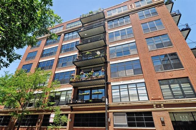 850 W Adams Street 6C, Chicago, IL 60607 (MLS #10276111) :: John Lyons Real Estate