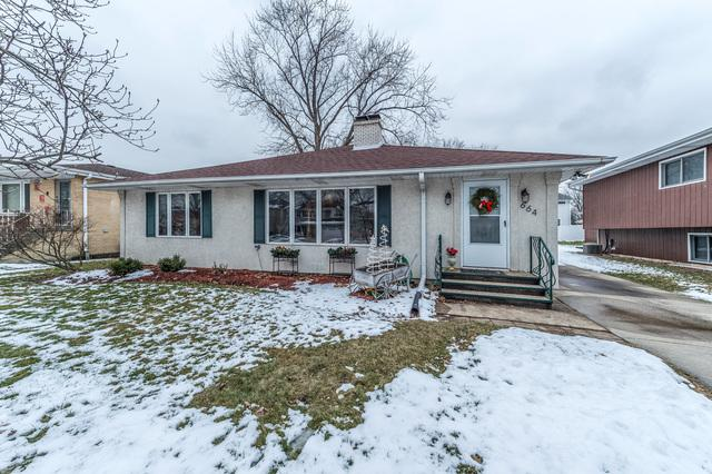 664 N Indiana Street, Elmhurst, IL 60126 (MLS #10276114) :: The Perotti Group   Compass Real Estate