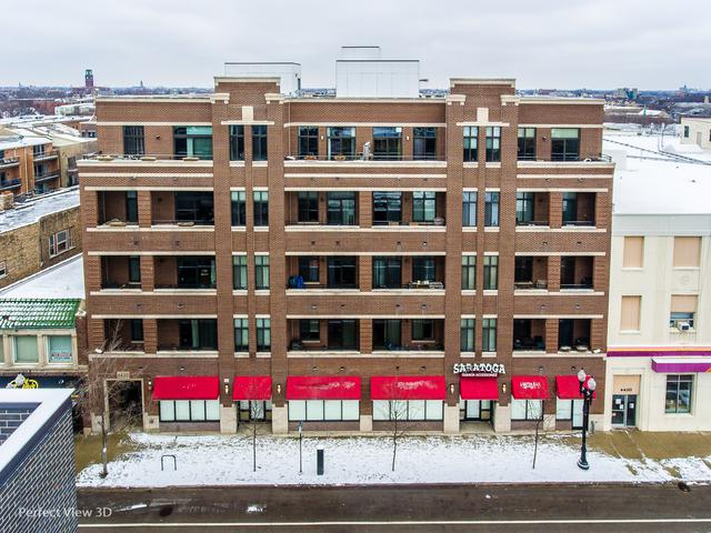 4420 N Clark Street #503, Chicago, IL 60640 (MLS #10276115) :: The Perotti Group   Compass Real Estate