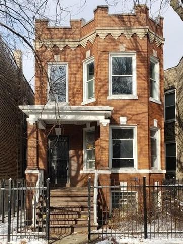 4844 W Rice Street, Chicago, IL 60651 (MLS #10276156) :: The Mattz Mega Group