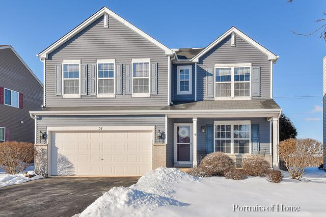 57 E Clover Avenue, Cortland, IL 60112 (MLS #10276172) :: Baz Realty Network   Keller Williams Preferred Realty
