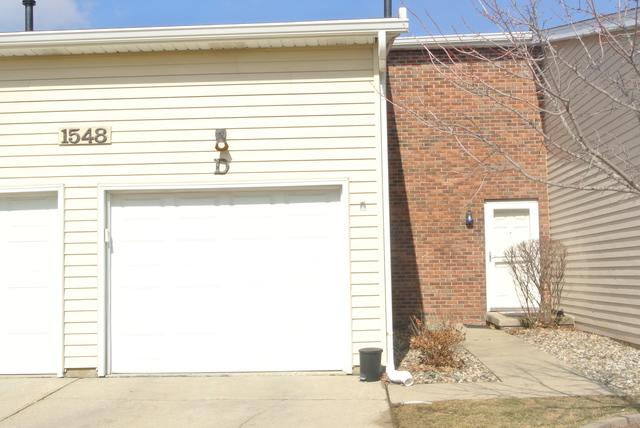 1548 Hunt Drive D, Normal, IL 61761 (MLS #10276294) :: Janet Jurich Realty Group