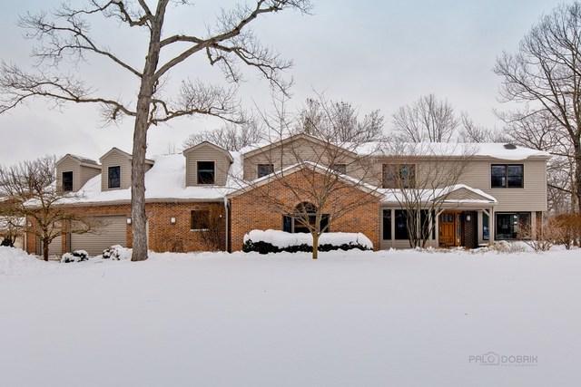 9 Kensington Drive, Lincolnshire, IL 60069 (MLS #10276306) :: Helen Oliveri Real Estate