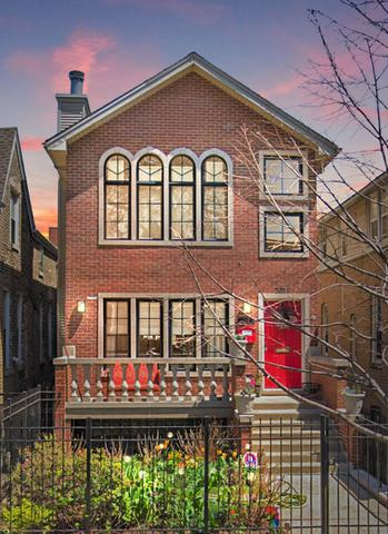 2017 N Honore Street, Chicago, IL 60614 (MLS #10276350) :: Leigh Marcus | @properties