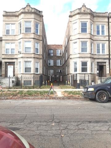 1110-12 Francisco Avenue, Chicago, IL 60612 (MLS #10276435) :: The Mattz Mega Group