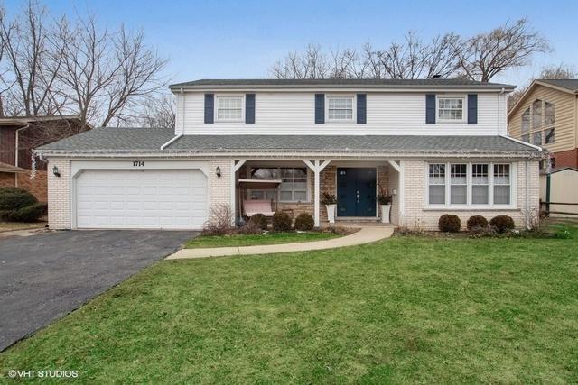 1714 Riverside Court, Glenview, IL 60025 (MLS #10276437) :: Helen Oliveri Real Estate
