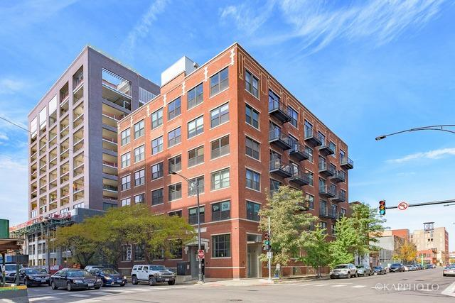 106 N Aberdeen Street 3F, Chicago, IL 60607 (MLS #10276483) :: John Lyons Real Estate