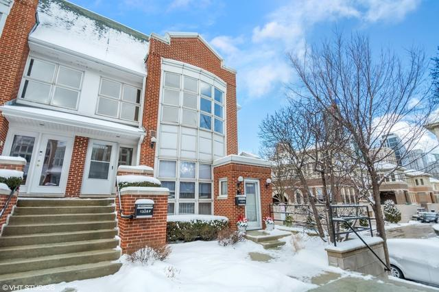 1328 S Federal Street P, Chicago, IL 60605 (MLS #10276486) :: Touchstone Group