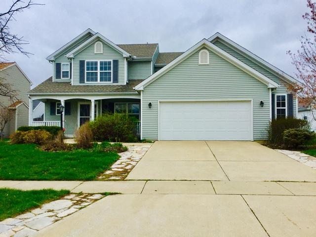 906 Switchgrass Lane, Champaign, IL 61822 (MLS #10276517) :: Littlefield Group