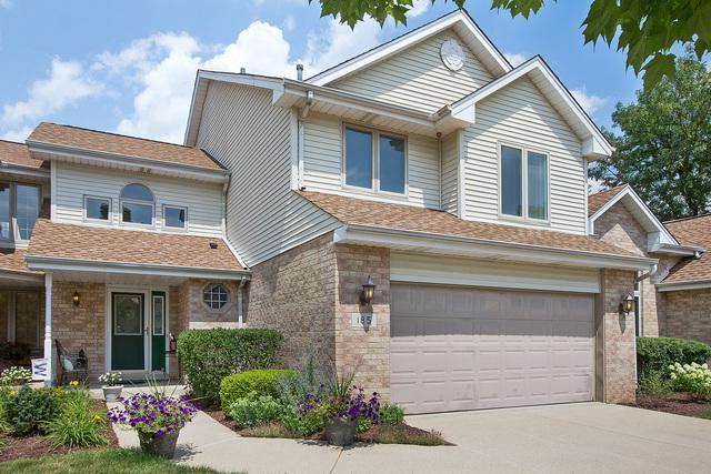 185 Grove Court, Lemont, IL 60439 (MLS #10276541) :: Baz Realty Network   Keller Williams Preferred Realty