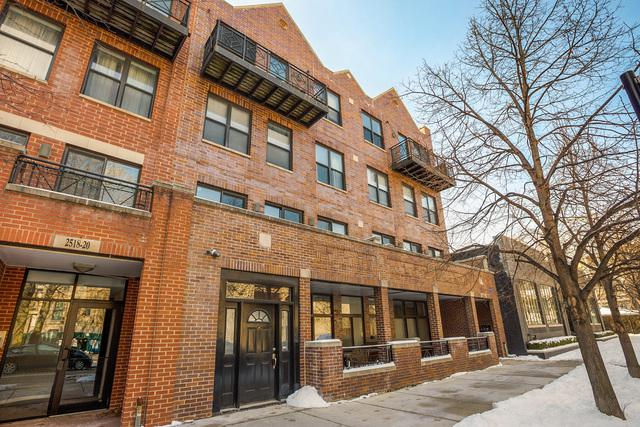 2522 N Willetts Court 1LS, Chicago, IL 60647 (MLS #10276551) :: Property Consultants Realty