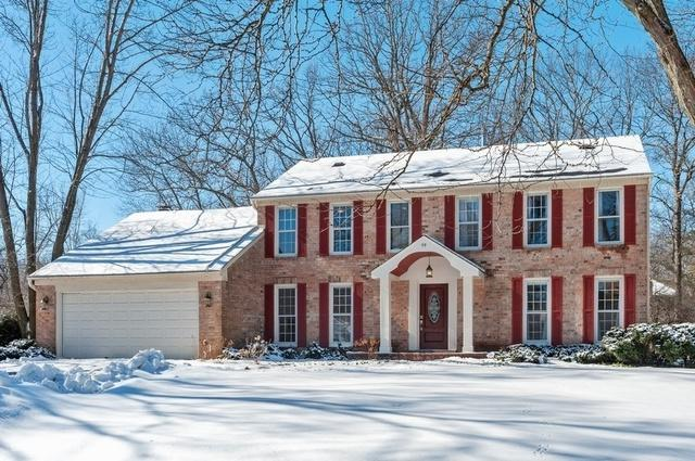 59 Berkshire Lane, Lincolnshire, IL 60069 (MLS #10276554) :: Helen Oliveri Real Estate
