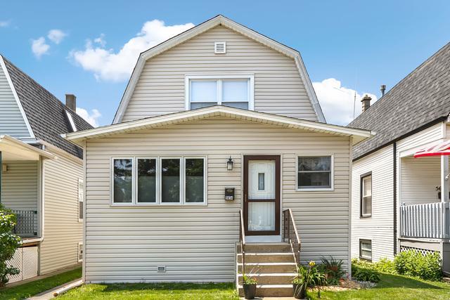 5654 N Parkside Avenue, Chicago, IL 60646 (MLS #10276560) :: The Mattz Mega Group