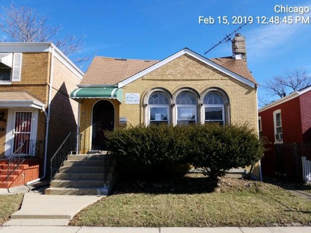 9129 S Aberdeen Street, Chicago, IL 60620 (MLS #10276561) :: The Mattz Mega Group