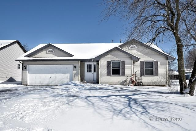 204 Benedict Drive SW, Poplar Grove, IL 61065 (MLS #10276570) :: Baz Realty Network | Keller Williams Preferred Realty