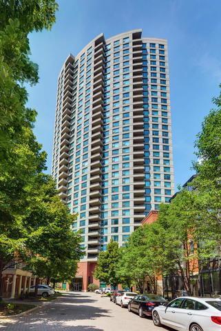 501 N Clinton Street #3203, Chicago, IL 60654 (MLS #10276576) :: John Lyons Real Estate