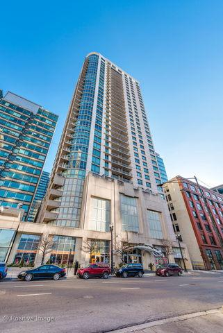 125 S Jefferson Street #2205, Chicago, IL 60661 (MLS #10276631) :: John Lyons Real Estate