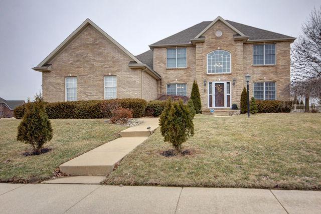 4501 Southford Trace Drive, Champaign, IL 61822 (MLS #10276720) :: Ryan Dallas Real Estate