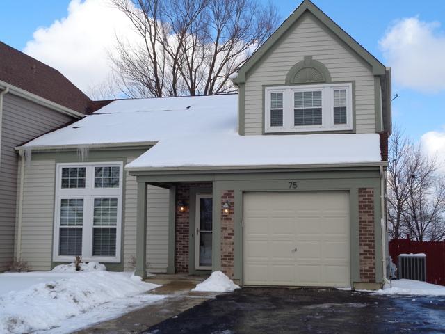 75 Summerhill Drive, Mundelein, IL 60060 (MLS #10276770) :: Helen Oliveri Real Estate