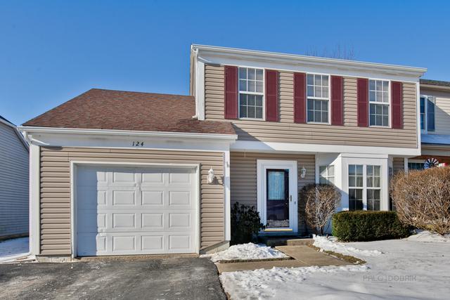 124 Bingham Circle, Mundelein, IL 60060 (MLS #10276805) :: Helen Oliveri Real Estate