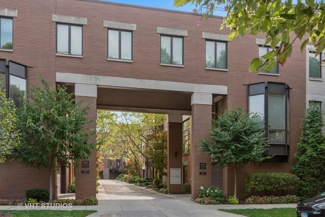 1445 N Cleveland Avenue A, Chicago, IL 60610 (MLS #10276841) :: Property Consultants Realty