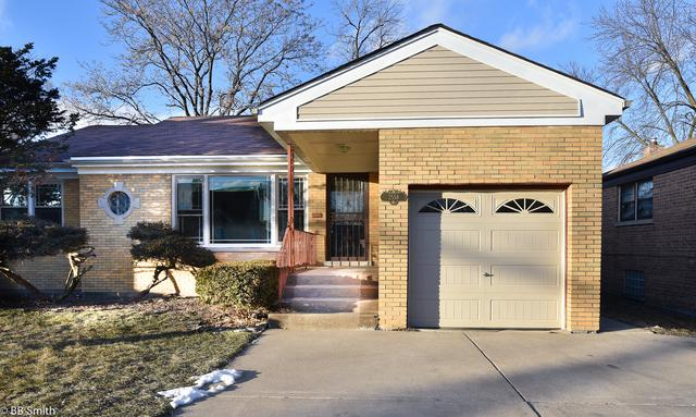 2554 W 82nd Place, Chicago, IL 60652 (MLS #10276864) :: The Mattz Mega Group