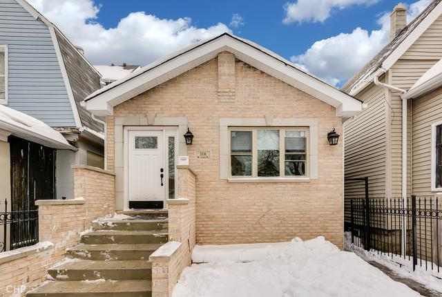3331 W 63rd Place, Chicago, IL 60629 (MLS #10276943) :: The Mattz Mega Group