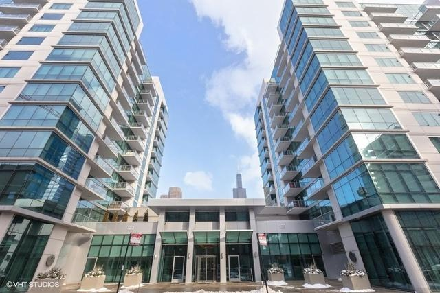 125 S Green Street 406A, Chicago, IL 60607 (MLS #10276992) :: Touchstone Group