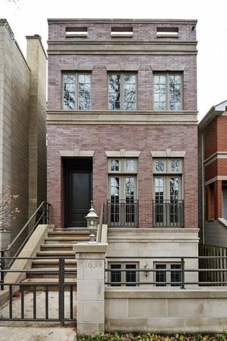 1634 N Hermitage Avenue, Chicago, IL 60622 (MLS #10277000) :: Leigh Marcus   @properties