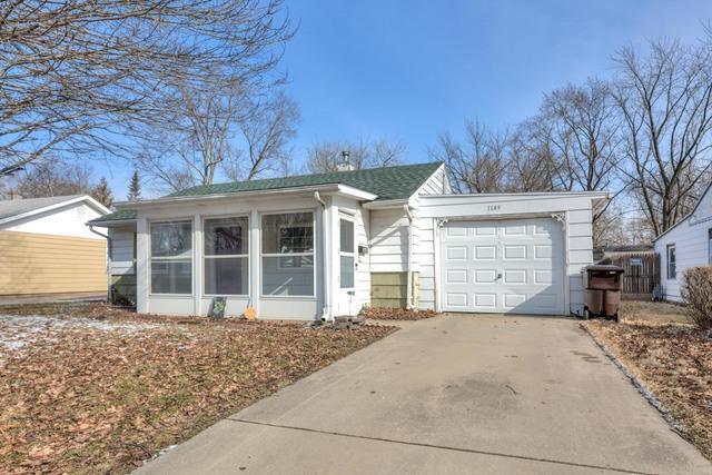 1149 Bel Aire Drive, Rantoul, IL 61866 (MLS #10277086) :: Ryan Dallas Real Estate