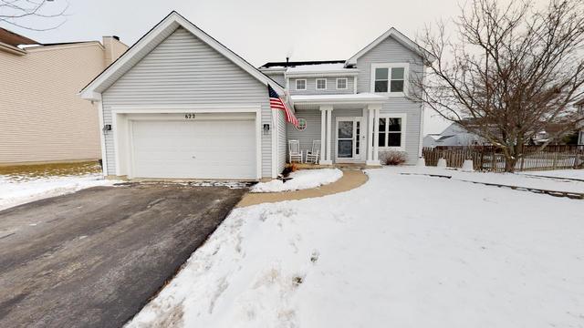 622 Charolotte Lane, Oswego, IL 60543 (MLS #10277152) :: Baz Realty Network | Keller Williams Preferred Realty
