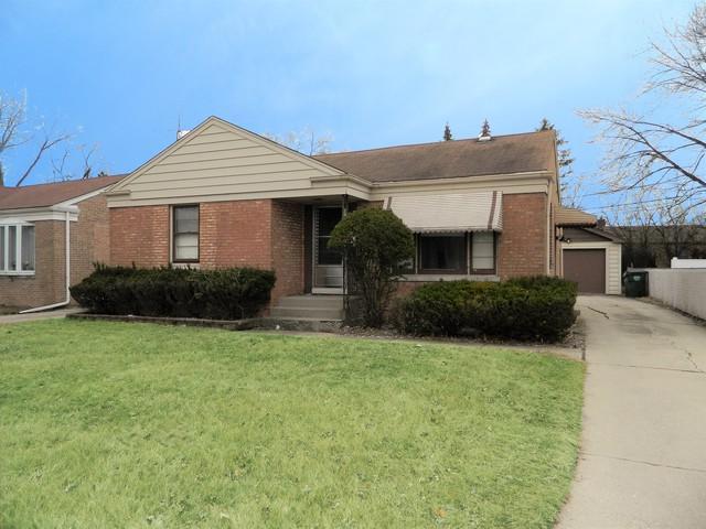 8340 N Caldwell Avenue, Niles, IL 60714 (MLS #10277161) :: Helen Oliveri Real Estate