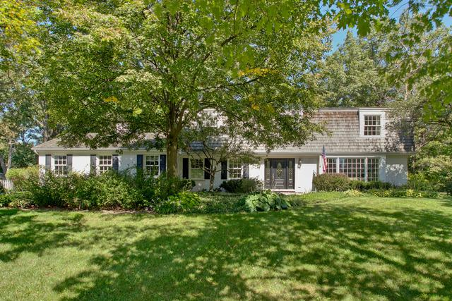 520 Cherokee Road, Lake Forest, IL 60045 (MLS #10277227) :: The Spaniak Team