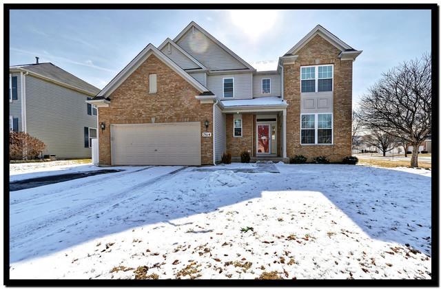 7614 Heatherstone Lane, Plainfield, IL 60586 (MLS #10277240) :: Baz Realty Network | Keller Williams Preferred Realty