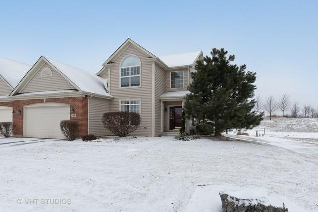 128 Valencia Parkway, Gilberts, IL 60136 (MLS #10277246) :: The Mattz Mega Group