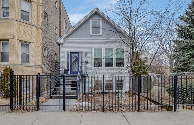 2437 N Fairfield Avenue, Chicago, IL 60647 (MLS #10277301) :: Helen Oliveri Real Estate