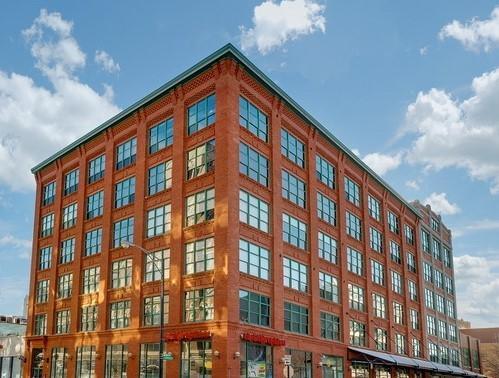 1017 W Washington Boulevard 6D, Chicago, IL 60607 (MLS #10277357) :: Touchstone Group